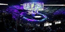 Größtes E-Sport-Turnier der Welt kommt nach Europa