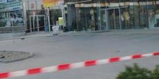 Bankomat-Explosion in Hollabrunn – Täter flüchtig