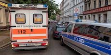 Bluttat in Sachsen:Mann tötet Ehefrau und Sohn (3)