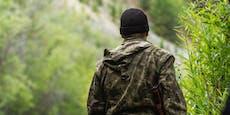 Dreifach-Mörder stapft für Geständnis 200 km durch Wildnis