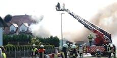 Wohnhaus in Bayern explodiert – Verletzte und Vermisste