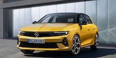 Der neue Opel Astra kommt auch mit Elektroantrieb