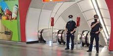 Personen auf Gleisen – U1-Betrieb in Wien unterbrochen