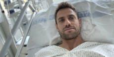 Nach Sturz ist Grünen-Chef schon wieder im Spital