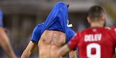 Italien patzt nach EM-Titel, England feiert Kantersieg