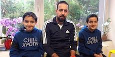Familie verzweifelt: 3 Kinder, kein Geld für Schule