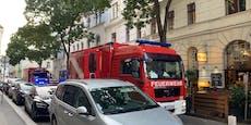 Chemie-Alarm in Wien – Großeinsatz für Feuerwehr