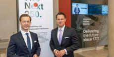Blümel:Wiener Börse Garant für gesunden Arbeitsmarkt