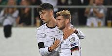 2:0 über Fußball-Zwerg: DFB enttäuscht bei Flick-Debüt