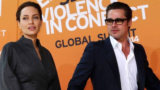 Der Rosenkrieg zwischen Angelina Jolie und Brad Pitt geht weiter.
