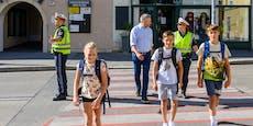 "Nehammer: ""Rücksicht auf Kinder am Schulweg nehmen"""