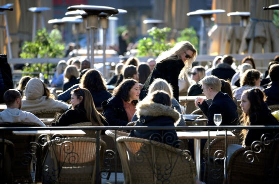 Schweden hat von Anfang an deutlich weniger einschneidende Massnahmen gegen die Ausbreitung des Coronavirus ergriffen als andere Länder.