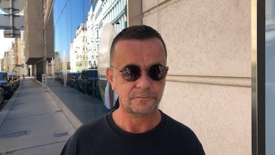 """Günther (57) bezieht nach einer Erkrankung Arbeitslosengeld – eine Kürzung wäre """"die Katastrophe""""."""