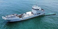 Koks-U-Boot im Wert von 60 Millionen Dollar gestoppt