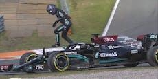 Ferrari dominiert, Verstappen-Fans feiern Hamilton-Aus