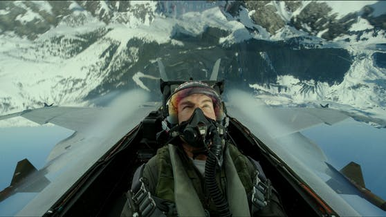 """Top Gun""-Neuauflage: Erst 2022 darf Tom Cruise alsKampfpilot Pete ""Maverick"" Mitchell abheben"