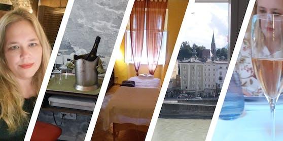 Der Wochenendtrip in Salzburg brachte die lang ersehnte Normalität in Evas Alltag.