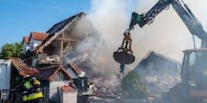 Mysteriöser Todes-Crash nach Explosion in Bayern