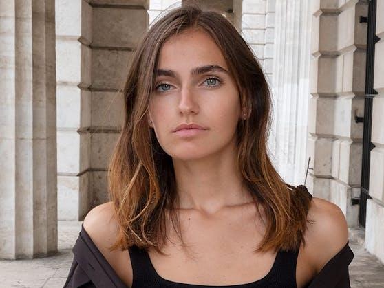 Leni modelte bereits in New York und Paris.