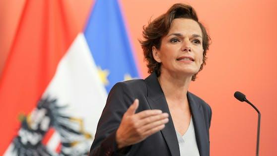 SPÖ-Chefin Pamela Rendi-Wagner.