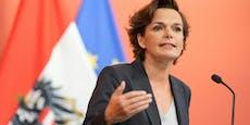 SPÖ-Chefin Rendi-Wagner fordert Masken-Comeback