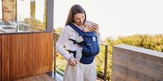 Ergobaby im Test: Babytrage für den täglichen Gebrauch