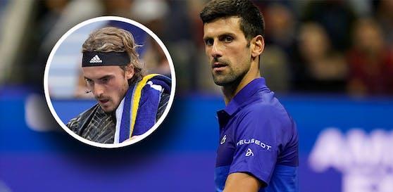 Novak Djokovic meldet sich in der Toiletten-Diskussion zu Wort.