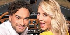 "Trennung! ""Big Bang Theory""-Star ist wieder Single"