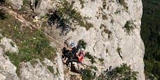 Kletterin (75) verletzte sich auf der Hohen Wand