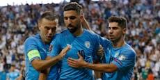 Bei ÖFB-Duell: Israel-Fans pfeifen Stürmer Dabbur aus