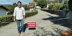 10 Österreicher tagelang in kroatischer Villa gefangen