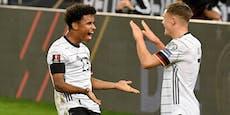 Italien stellt Weltrekord auf, Deutschland siegt 6:0