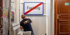 """""""Fucking"""" gibt es jetzt nur noch in Wiener Museum"""