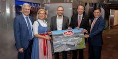 SPAR investierte 45 Mio. € in TANN-Ausbau in St. Pölten