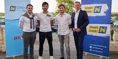 ATP-Tennis in Tulln: So prickelnd ist die Auslosung