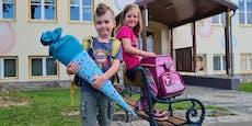 Schulstart für 18.300 Taferlklasser in Niederösterreich