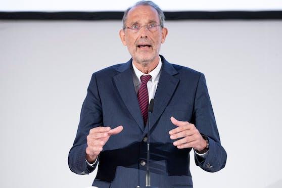 """Bildungsminister Heinz Faßmann (ÖVP) stellte am Montag klar: """"Impfen oder testen ist eine Dienstverpflichtung!"""""""
