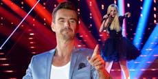 Florian blamiert sich bei Melissas Live-Auftritt