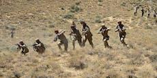 Rund 1.000 Taliban auf Fluchtweg eingeschlossen