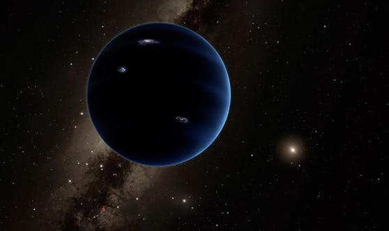 Planet Neun hat bisher noch niemand zu Gesicht bekommen.