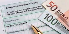 Finanzamt will 4.600 €, muss selbst 3.900 € blechen