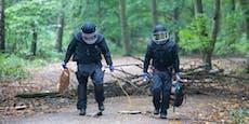 Wiener findetStabbrandbombe bei der Höhenstraße