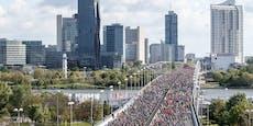Diese Straßen werden wegen Marathon in Wien gesperrt