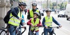 Statt Elterntaxis: Mit Rad und Roller sicher zur Schule