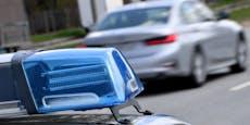 24-jähriger Alko-Lenker nach Flucht verhaftet