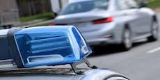 14-Jähriger raste Polizei mit Papas Auto davon