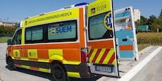 Nach Sprung ins Meer muss Mann per Heli ins Spital