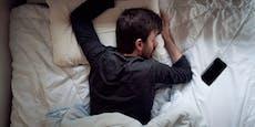 Drogendealer (23) ruft im Schlaf selbst die Polizei an