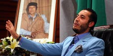 Gaddafi-Sohn nach über sieben Jahren Haft wieder frei
