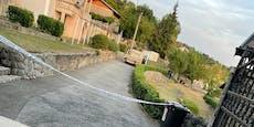 """""""Fake-Anzeige"""": Kärntnerin in Kroaten-Villa gefangen"""